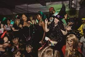 NIGHTMARE IN NORTHAMPTON - The UK's WILDEST Halloween Party