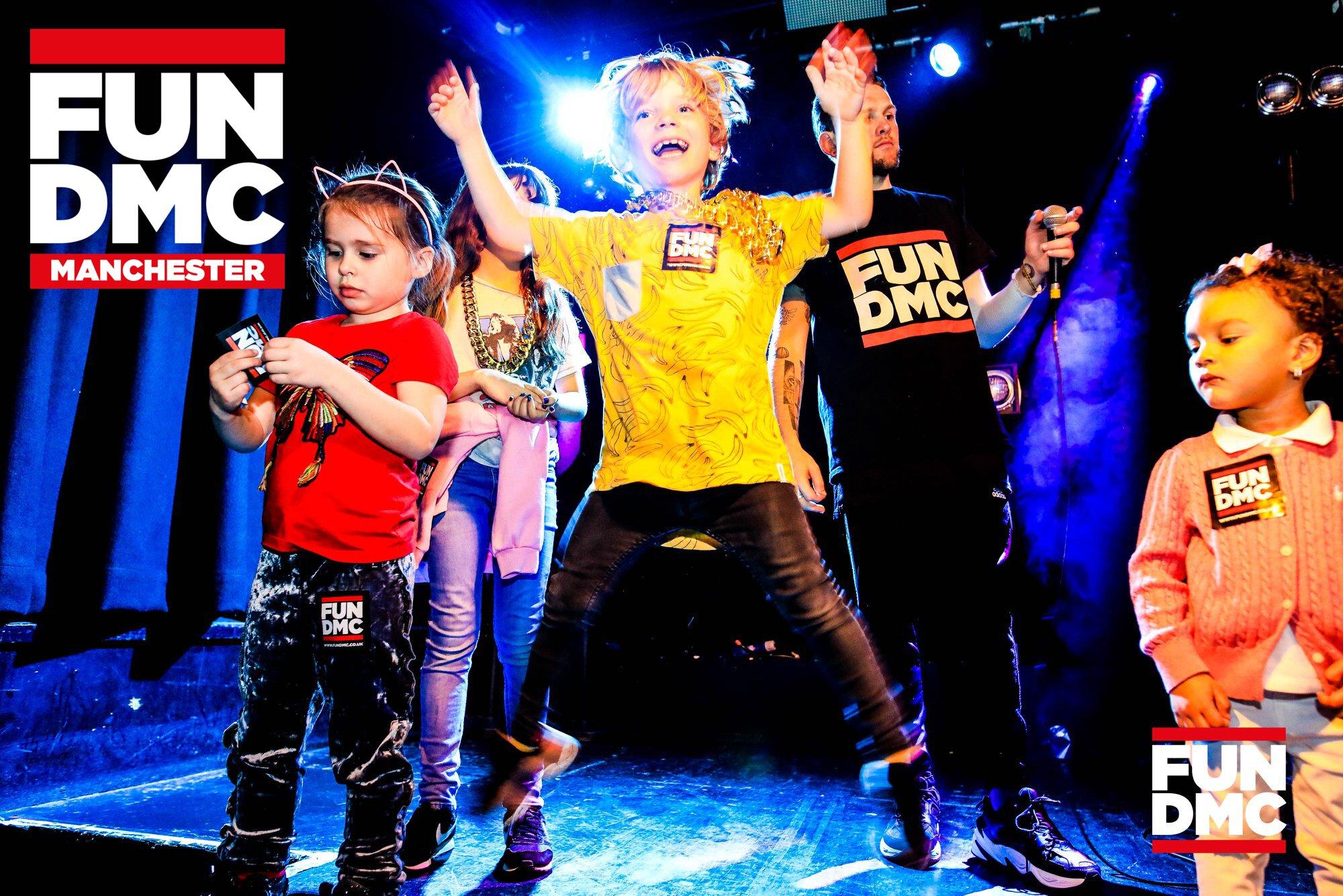 Fun DMC - Daytime Family Block Party