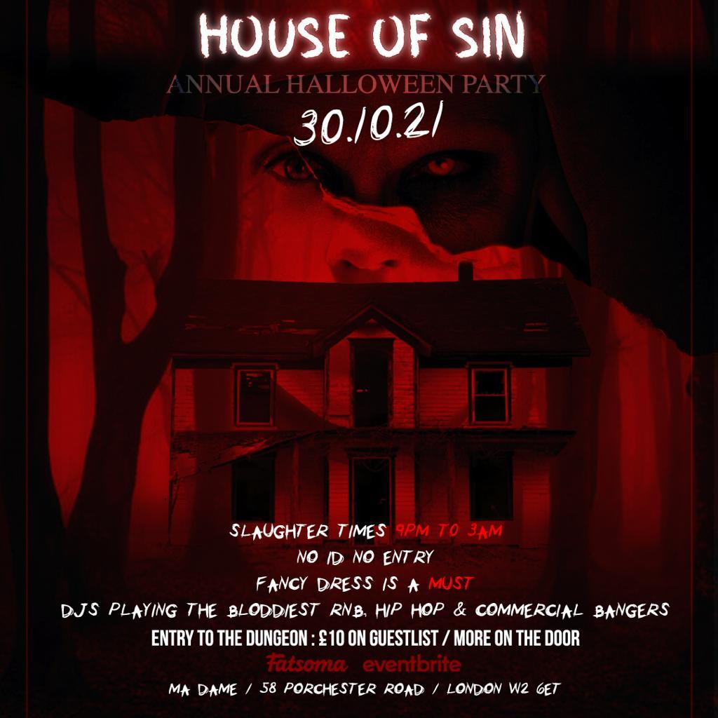 House of SIN V