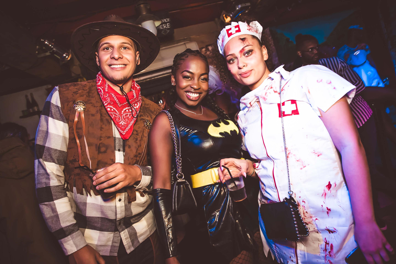 WAVEY WEDNESDAY - Birmingham's Biggest Halloween Party