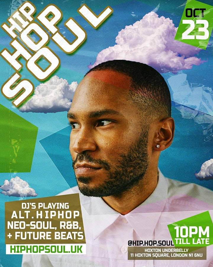 Hip Hop SOUL (Neo Soul + Alternative HipHop)