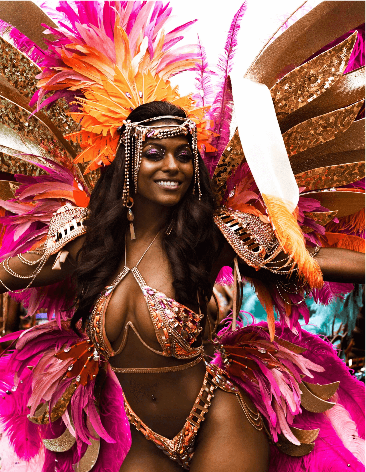 Island Mania: Nottingham's Biggest Carnival Party