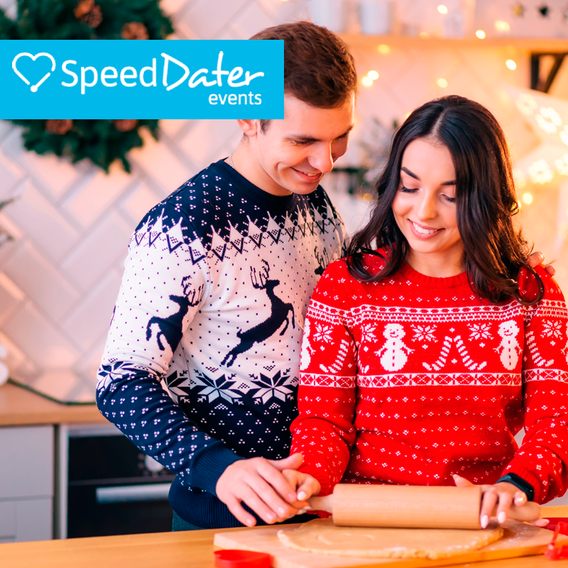 London The Christmas Speed Bake   Ages 24-38