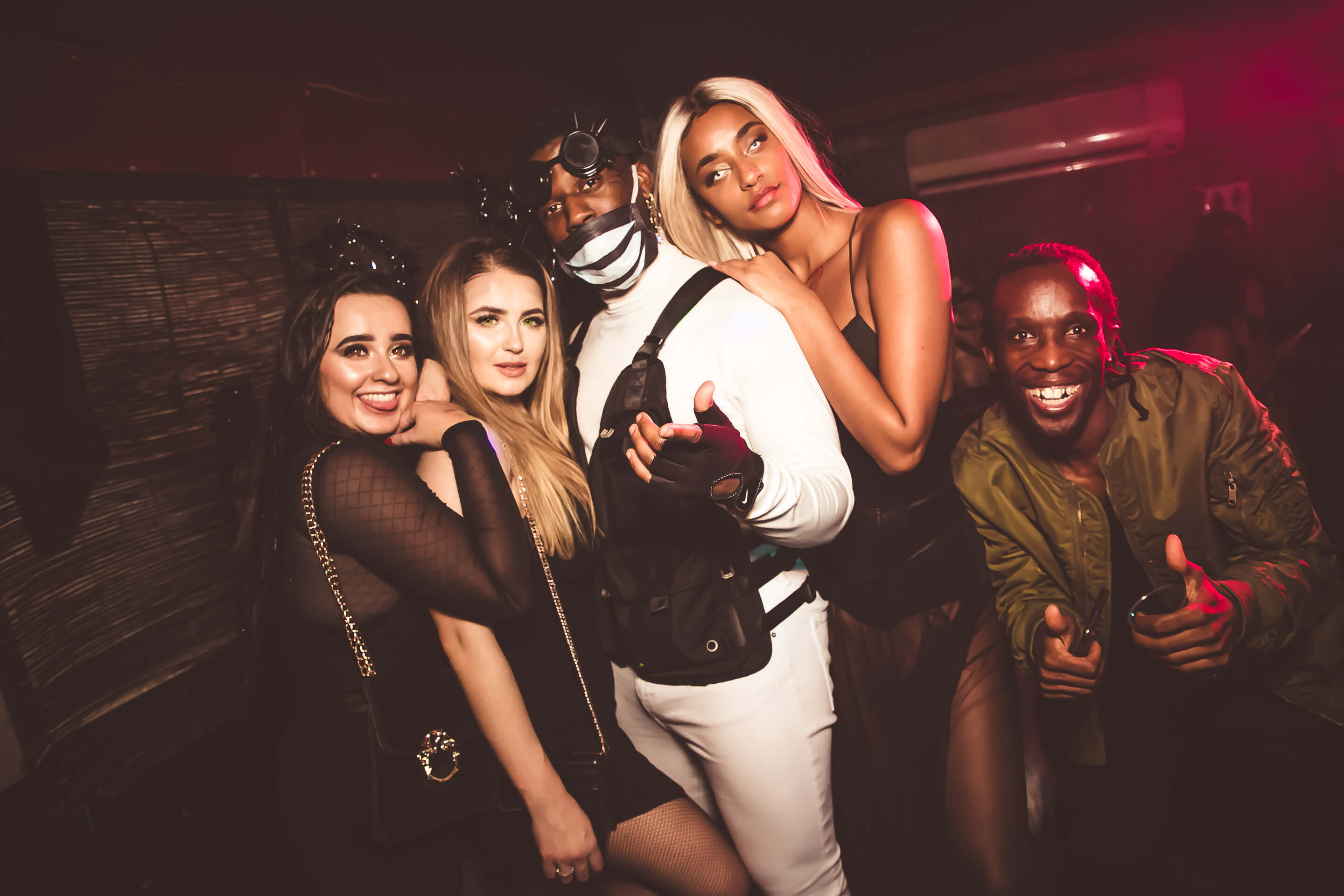 Haunted House – Liverpool's Biggest Halloween Party