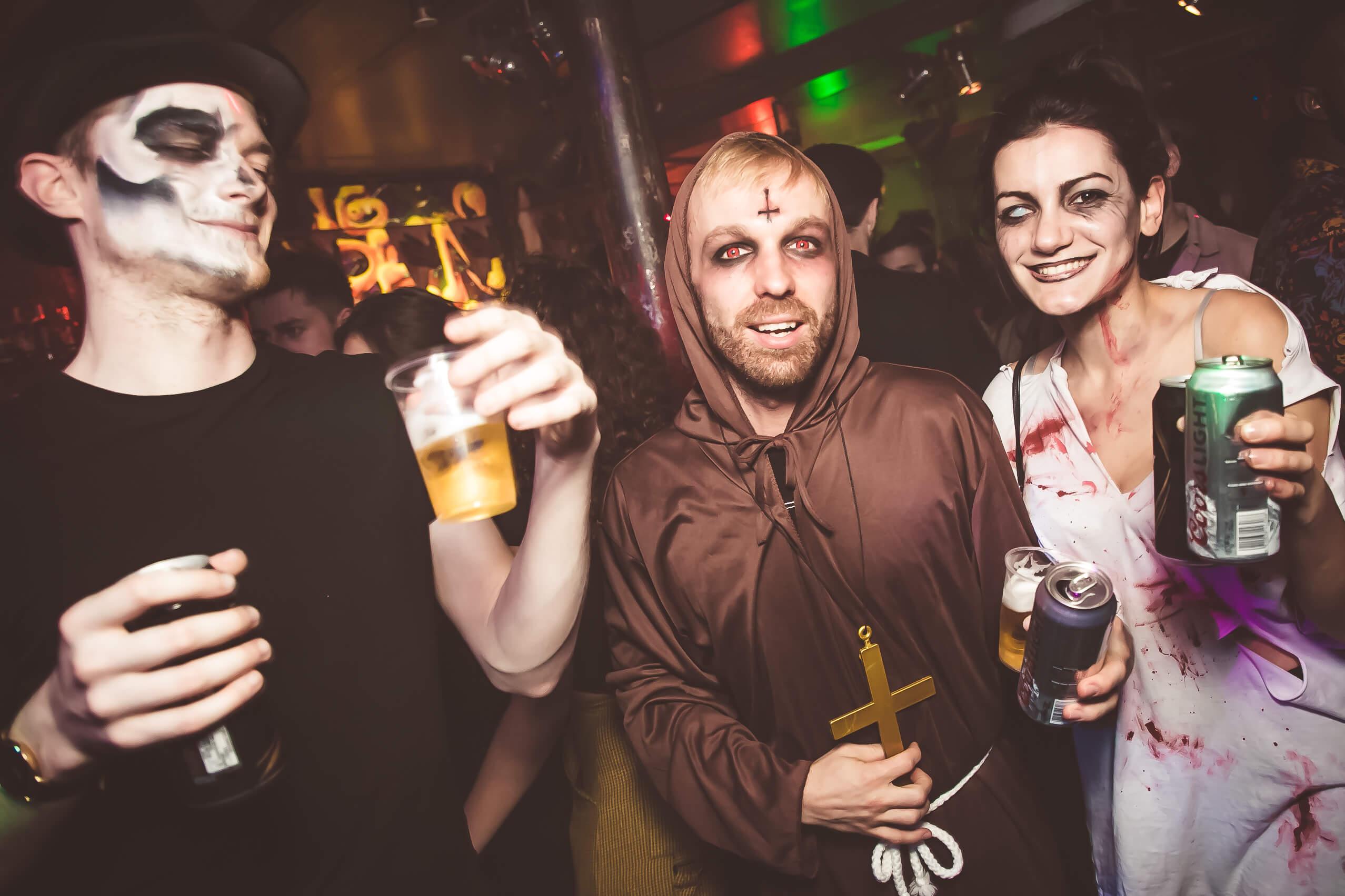 Haunted LDN: London's Biggest Halloween Party