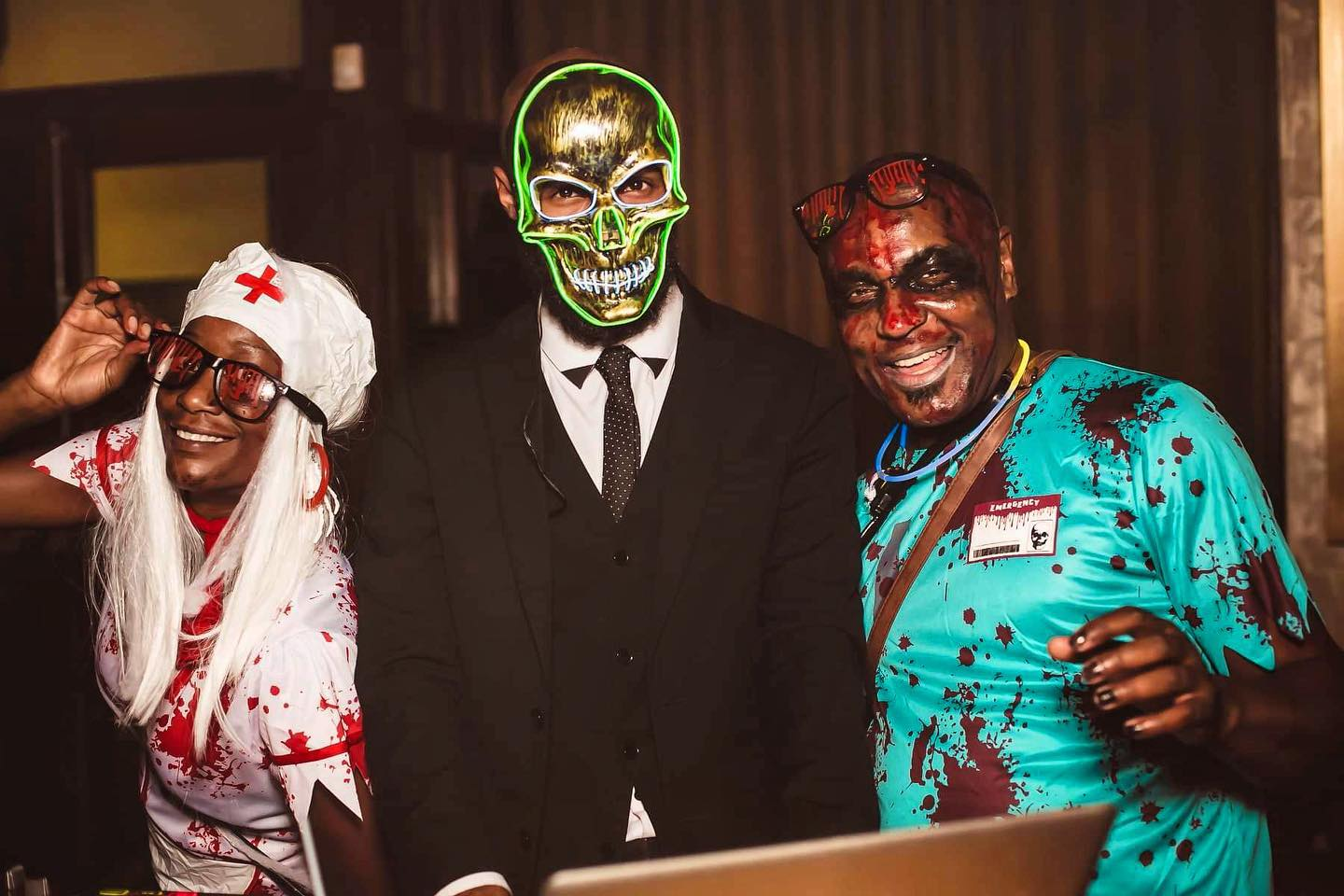Haunted House – Shoreditch Halloween Party