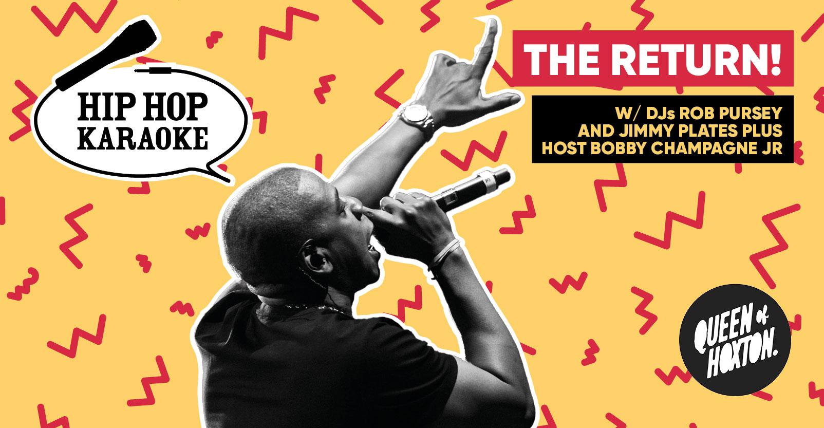 Hip Hop Karaoke!