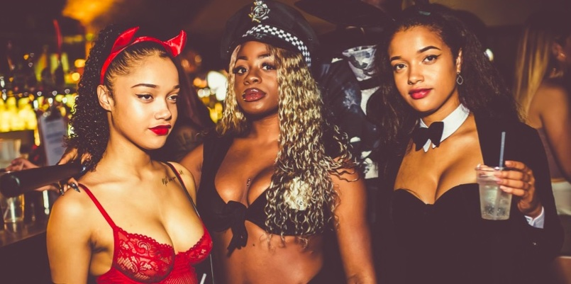 Bashment Nation – London's Biggest Bashment Halloween Party