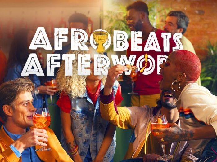 Afrobeats AfterWork