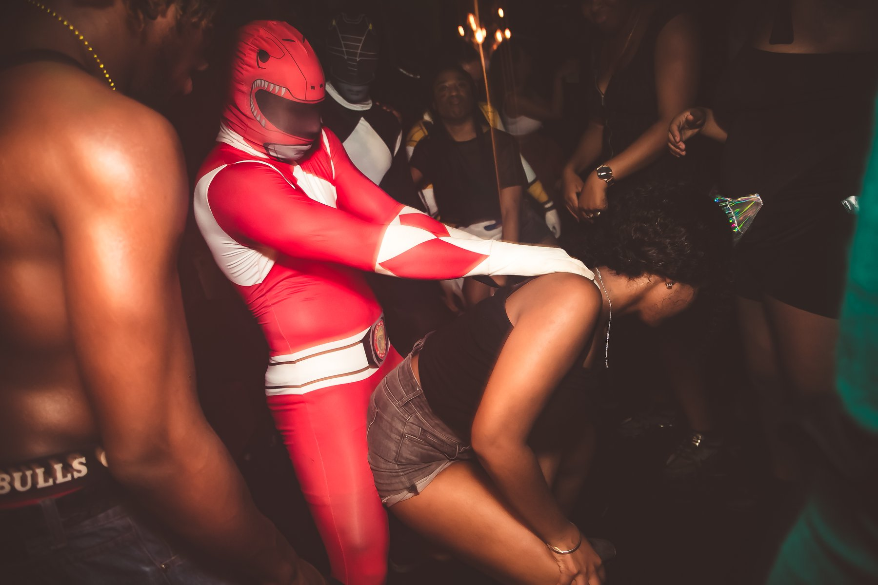 ISLAND MANIA - Shoreditch Carnival Halloween Party