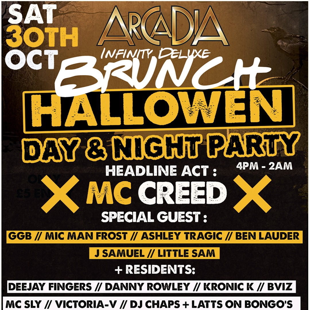 Infinity Deluxe - Mega Brunch + Afterparty Party - Part 6 2